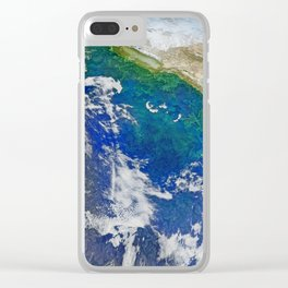 Earth 2 Clear iPhone Case