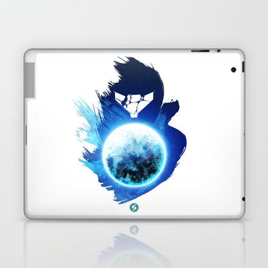 Metroid Prime 3: Corruption Laptop & iPad Skin