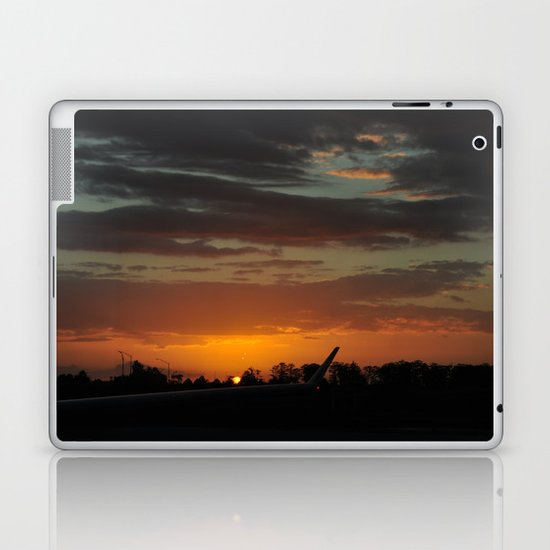 Orlando International Sunset Laptop & iPad Skin