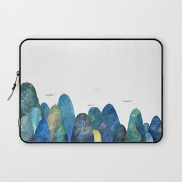 the moutains are comming Laptop Sleeve