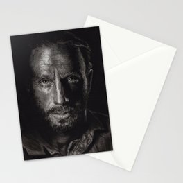 The Walking Dead - Rick Grimes Stationery Cards