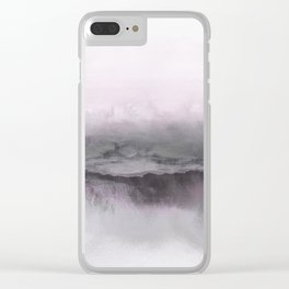 Superimposed 005 Clear iPhone Case