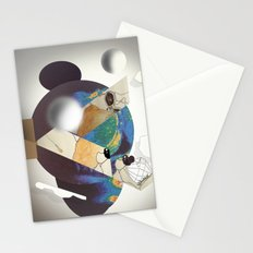 globes Stationery Cards
