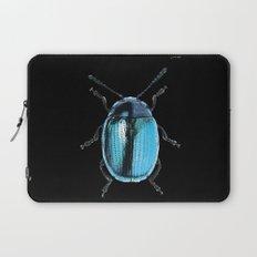 Insecte blue métal colors fashion Jacob's Paris Laptop Sleeve