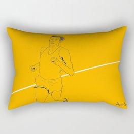 Bannister run Rectangular Pillow