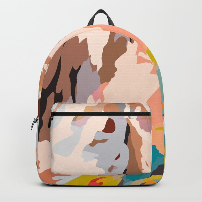 glass mountains Backpack