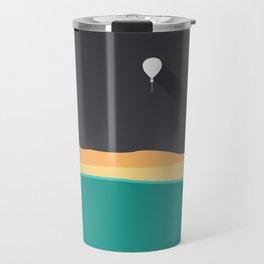 fly balloon Travel Mug