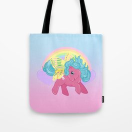 g1 my little pony summerwing sky dancer Tote Bag