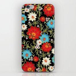 Art Flowers V6 iPhone Skin