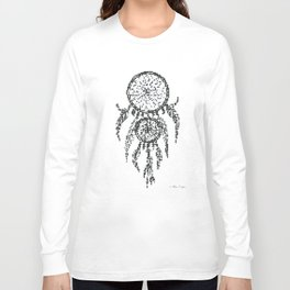 Dreamcatcher Pixel Art Long Sleeve T-shirt