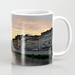 Sunset in Tuscany Coffee Mug