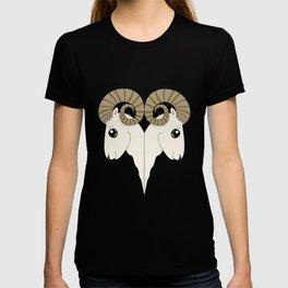 Ram Heads T-shirt