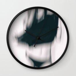 vanish from my mind Wall Clock