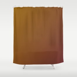 Holograph Beautiful Colorful Gradients Shower Curtain