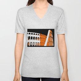 Colosseum Unisex V-Neck