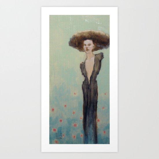 "#11 - ""Stalk"" Art Print"