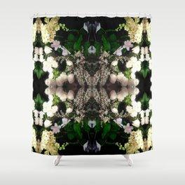NIGHT CRAWLER Shower Curtain