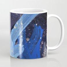Blue Explosion Mug