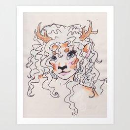 Fauna Art Print