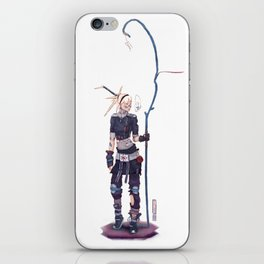AR2 iPhone Skin