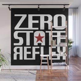 Zero State Reflex Logo Wall Mural