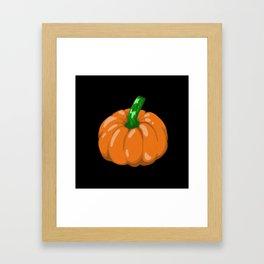 Pumpkin #5 Framed Art Print
