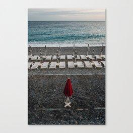 Red Nice Canvas Print