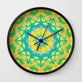 Mandala 113a Wall Clock