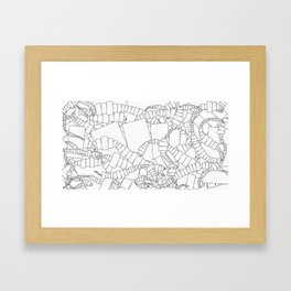 etwty Framed Art Print