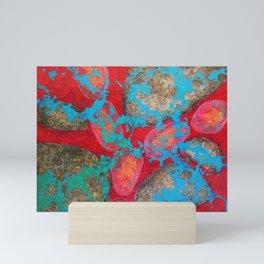 Pond Scum Mini Art Print