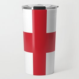 Flag of england Travel Mug