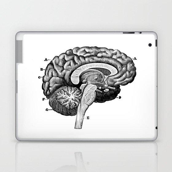 Brain 2 Laptop & iPad Skin