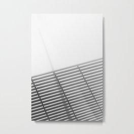 Untitled (Lines) Metal Print