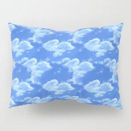 Blue Skies Photographic Pattern #2 Pillow Sham