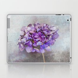 Beautiful Lilac Hydrangea Laptop & iPad Skin