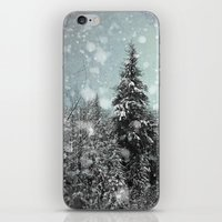 snow iPhone & iPod Skins featuring Snow by Pure Nature Photos