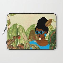 Bayou Girl III Laptop Sleeve