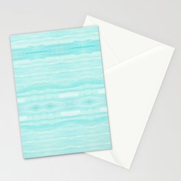 Watercolor Texture Design Stationery Cards