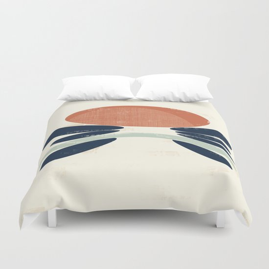 Fluid VIII Duvet Cover