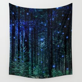 Magical Woodland Wall Tapestry