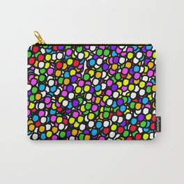 Bubble GUM Colorful Balls Carry-All Pouch