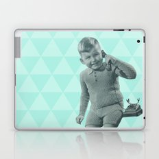 Geometric vintage Laptop & iPad Skin