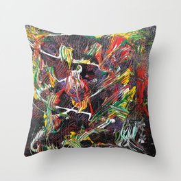 Just a Couple of Kooks Romancing Throw Pillow