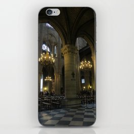 Cathedrale Notre Dame de Paris iPhone Skin