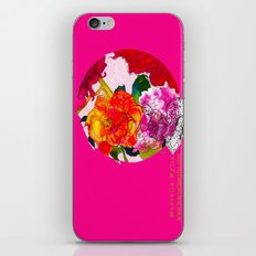 Summer in Pink iPhone & iPod Skin
