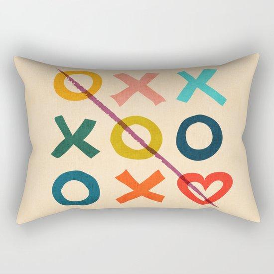 xoxo Love Rectangular Pillow