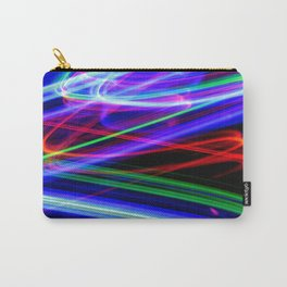 Disco Lights Carry-All Pouch