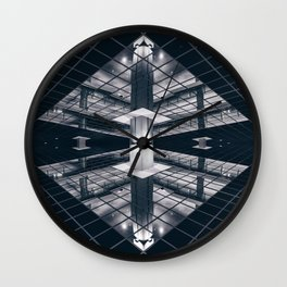 Nation of Transformation Wall Clock