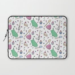 Good Things Come to Those Who Bake Laptop Sleeve
