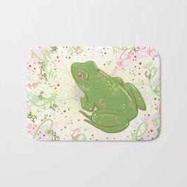Little Frog Bath Mat